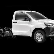 Toyota Hilux Revo 2.4J 2017