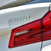 BMW 520d Sport 2017 (CKD)