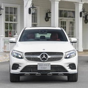 Mercedes-Benz GLC Coupé 2017