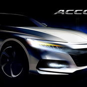 New Honda Accord Teaser