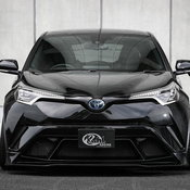 Toyota C-HR Kuhl Racing
