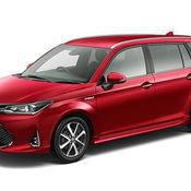 Toyota Corolla Fielder 2018