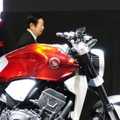 Honda Neo Sports Café Concept 2017