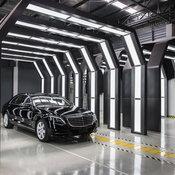 """เมอร์เซเดส-เบนซ์ เปิด """"ศูนย์เตรียมรถยนต์ใหม่"""""""