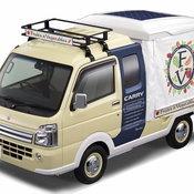 Suzuki Carry Open-Air Market Concept