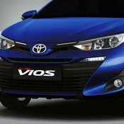 Toyota Vios 2018 เวอร์ชั่นลาว