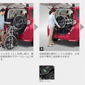 Toyota Tank/Roomy Welcab 2018