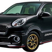 Daihatsu Boon Cilq Sporto 2018