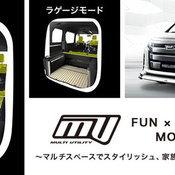 Toyota Noah MU Concept
