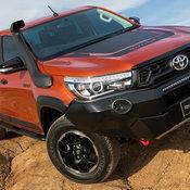 Toyota Hilux 2018 AU Spec