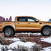 Ford Ranger US Spec 2018