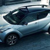 Toyota C-HR LED Edition 2018