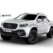 Mercedes-Benz X-Class 2018 Prior Design