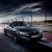 BMW M4 Convertible Edition 30 Jahre 2018