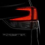Subaru Forester Teaser