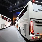 Volvo B8R Opening