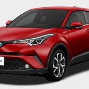 Toyota C-HR 2018 JDM Spec