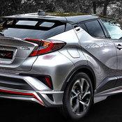 Toyota C-HR 2018 AmotriZ
