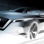 Nissan Altima Teaser