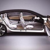 Nissan V-Motion 2.0 Concept