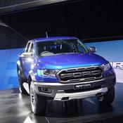 รถใหม่ Ford - Motor Show 2018