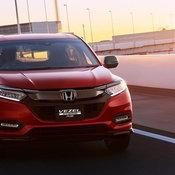 Honda HR-V/Vezel 2018 ไมเนอร์เชนจ์
