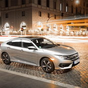 Honda Civic 2018 EU Spec