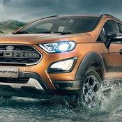 Ford EcoSport Storm 2018