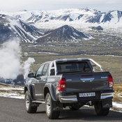 Toyota Hilux Arctic Trucks AT35 2018
