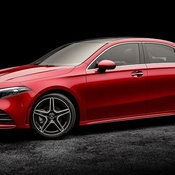 Mercedes-Benz A-Class L Sedan 2018