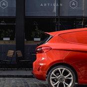 Ford Fiesta Sport Van 2018