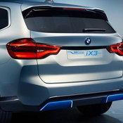 BMW Concept iX3 2018