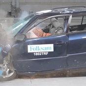 ทดสอบการชนรถมีสนิม/Folksam
