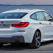 BMW 6-Series GT 2018