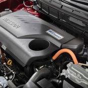 Nissan Rogue Hybrid 2018