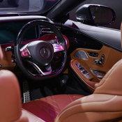 รถใหม่ Mercedes-Benz - Motor Show 2018