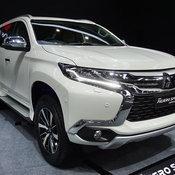 Mitsubishi Pajero Sport Limited Edition 2018