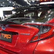 Toyota C-HR TRD Sportivo 2018