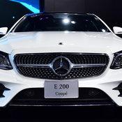 Mercedes-Benz E200 Coupé 2018