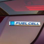 Honda Clarity Fuel Cell 2018