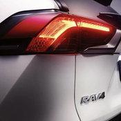 Toyota RAV4 2018 EU Spec