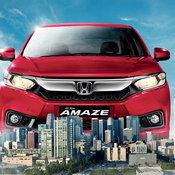 Honda Amaze 2018