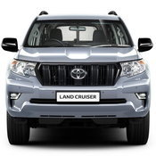 Toyota Land Cruiser Commercial 2018