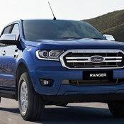 Ford Ranger 2018 ไมเนอร์เชนจ์
