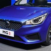 MG3 2018 ไมเนอร์เชนจ์ใหม่