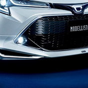 Modellista Toyota Corolla Sport 2018