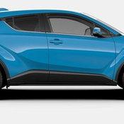Toyota C-HR Design 2018