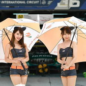 Race Queen - Chang Super GT Race 2018