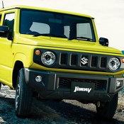 Suzuki Jimny/Jimny Sierra 2018