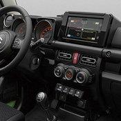 Suzuki Jimny 2018 EU Spec